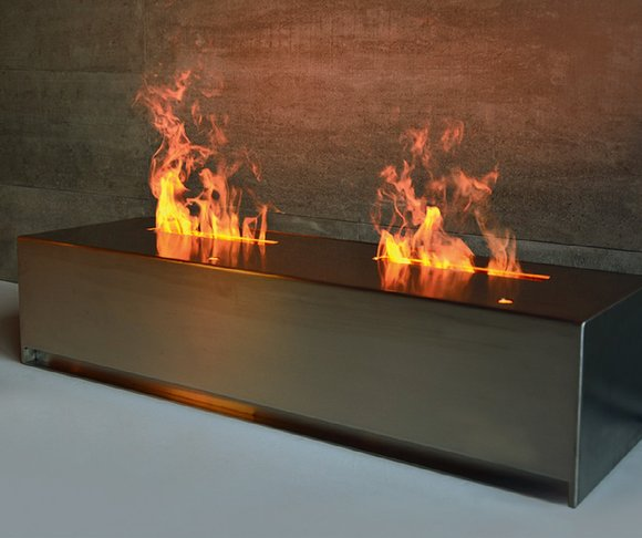 2 Basic-Fire-Top Medium in Sideboard eingebaut